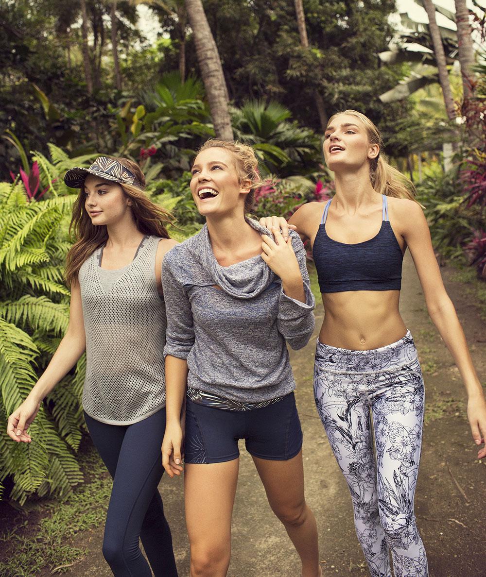 красивая одежда для фитнеса