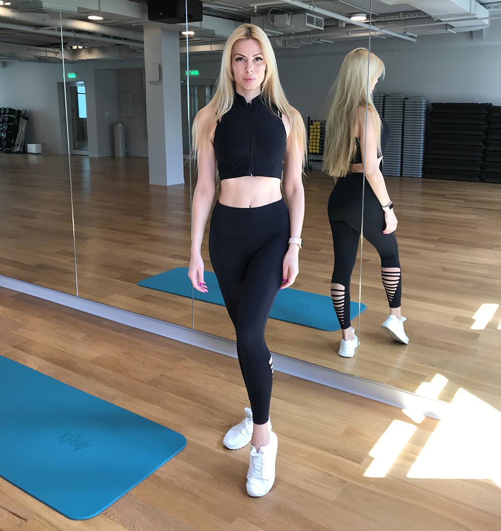 фитнес упражнения на спину